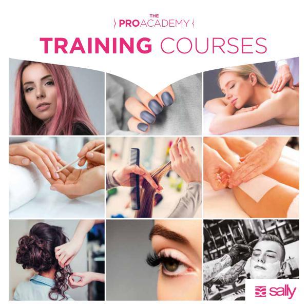 Training Prospectus 2018 Training Prospectus 2018