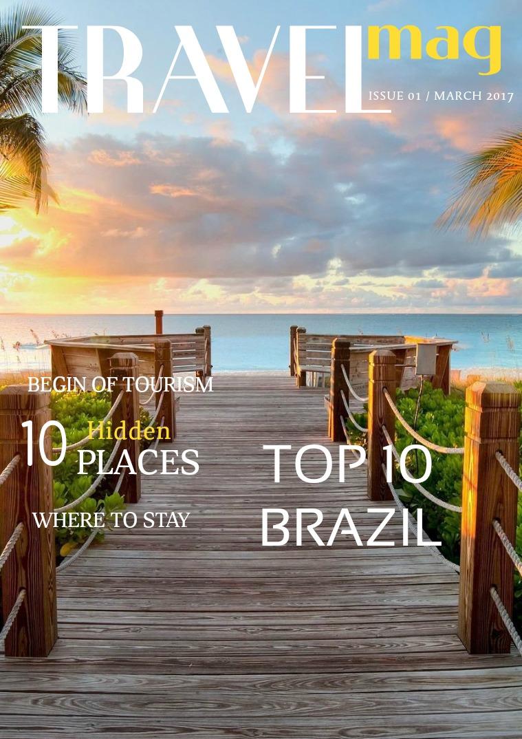 Travel Mag Volume1