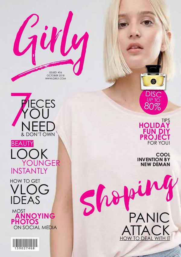 Girly Magazine Girly Magazine 01017