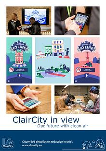 ClairCity newsletter