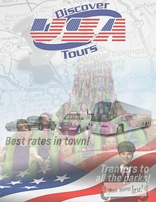 DISCOVER USA TOURS SERVICES