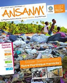 Ansanm, le magazine du Conseil Général de la Martinique