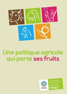 Brochure Agriculture 2014