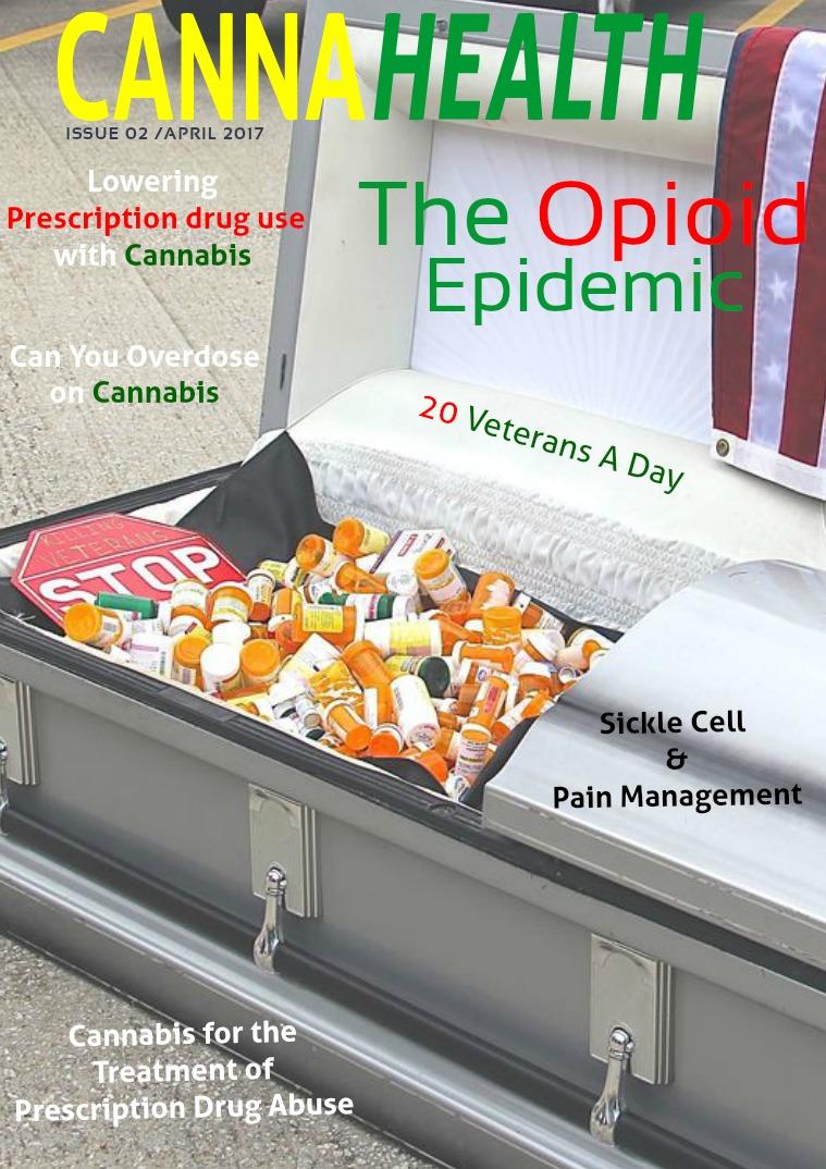 CANNAHEALTH The Opioid Epidemic