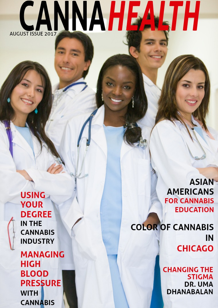 CANNAHEALTH Diversity in The Cannabis Industry