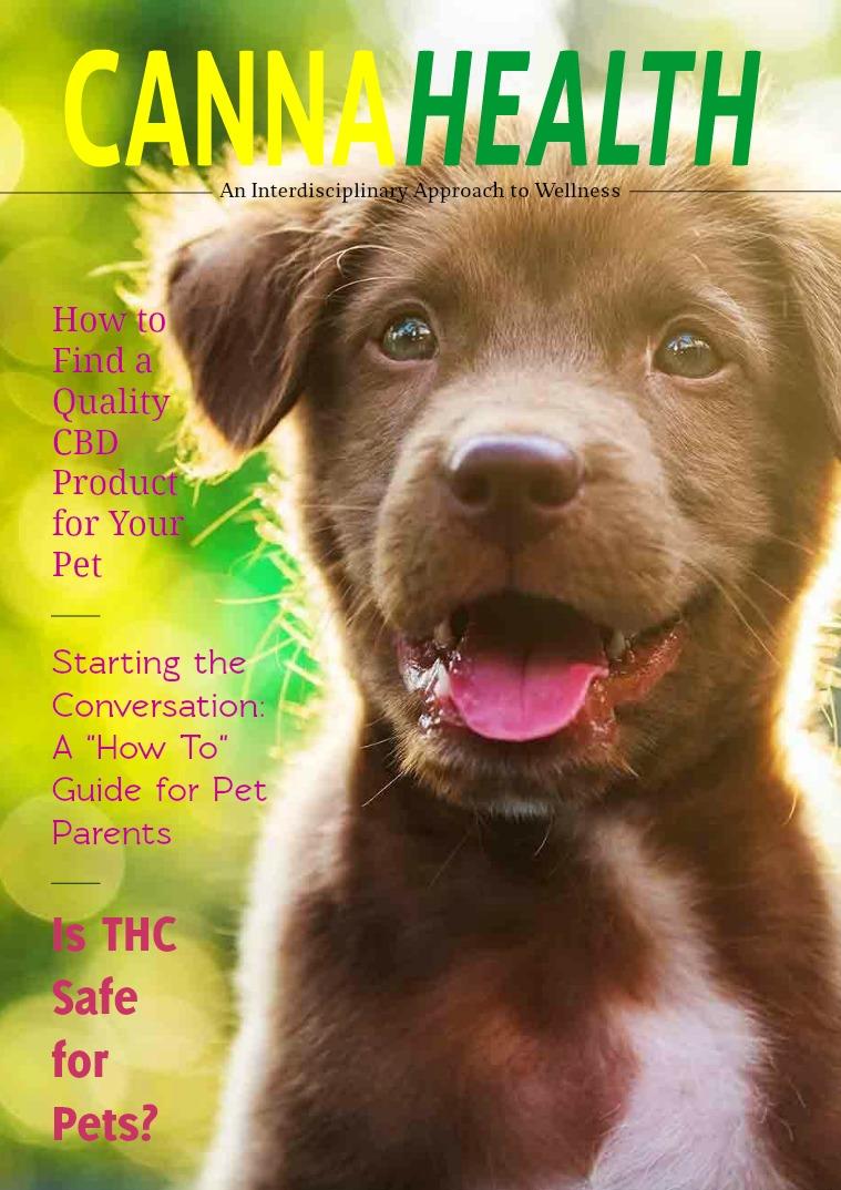 CANNAHEALTH Pet Health