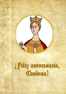 25 años de la Condesa Eylo