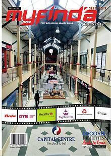 Myfinda Connects - Kenya Magazine