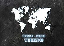 Convite de Luxo - Turismo (UFRRJ) Modelo 3 - Comissão
