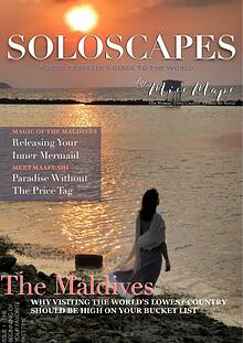 SoloScapes Travel Magazine by Miss Maps