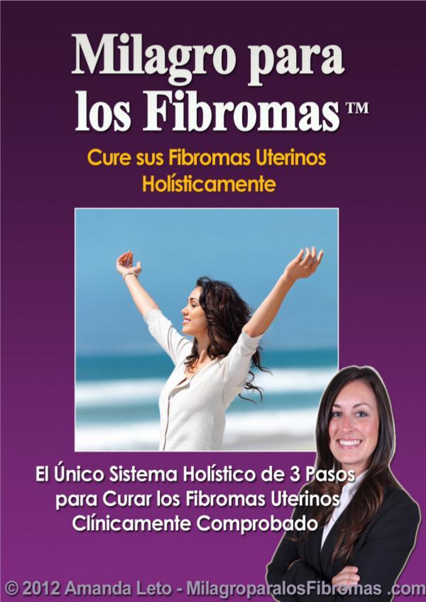 ⓈⒶⓁⓊⒹ » Libro: Curar Fibromas PDF, Alicia Villagra