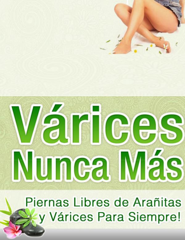ⓈⒶⓁⓊⒹ » Libro: Várices Nunca Más PDF, Estefanía Garret