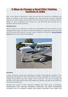 Selecting Which Kind of Airplane Auto mechanic You Will Become