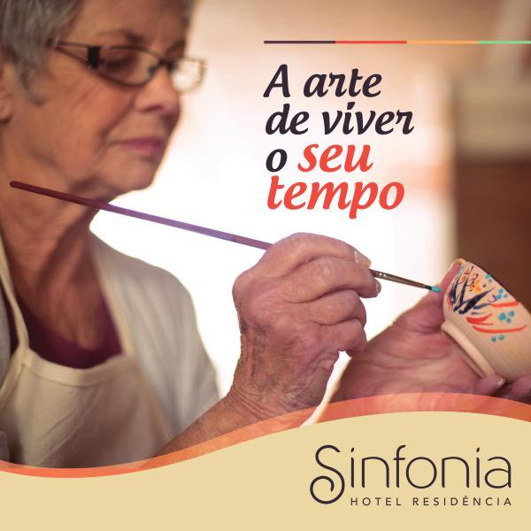 Sinfonia Hotel Residência Residência e bem-estar para idosos