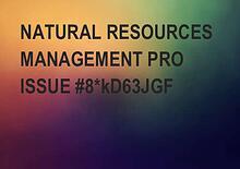 REFUGIUM: Natural resources management Pro