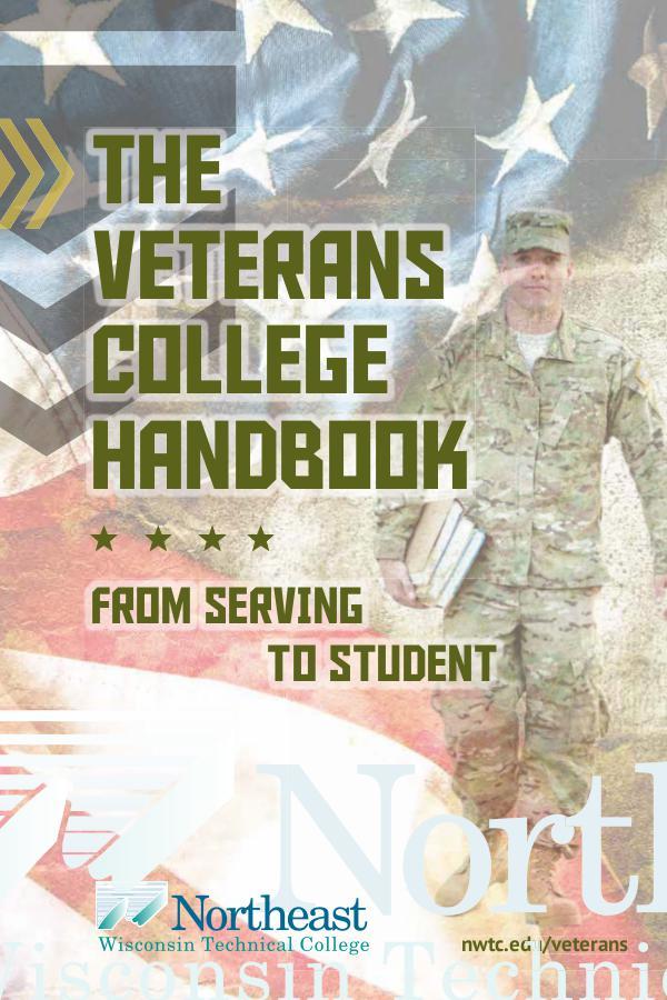 Veterans Student Handbook 2017 NWTC_Veterans_Handbook_2017 (1) trans