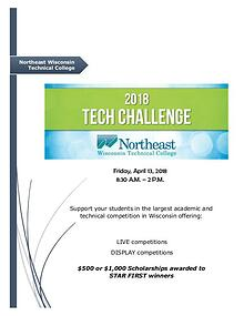 2018 Tech Challenge Guide
