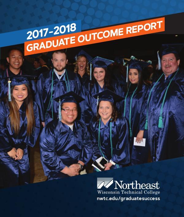 Graduate Follow-Up Report 2017-2018 Graduate Follow-Up Report