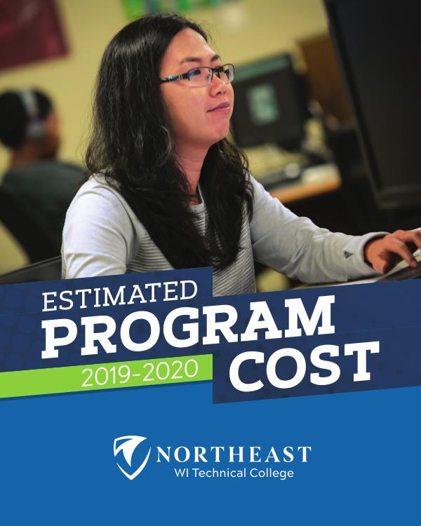 Estimated Program Costs 2019-2020 Estimated Pogram Costs