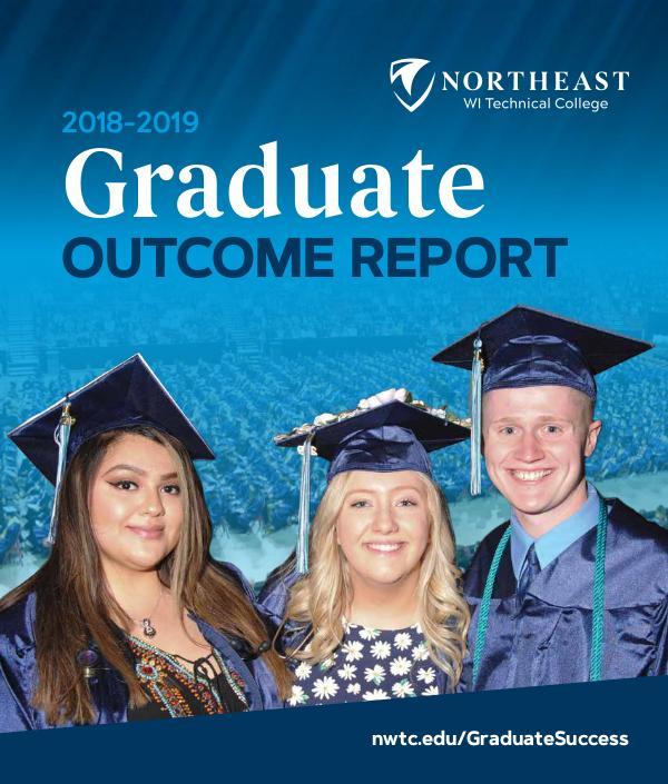 Graduate Follow-Up Report 2018-2019 Graduate Follow-up Report