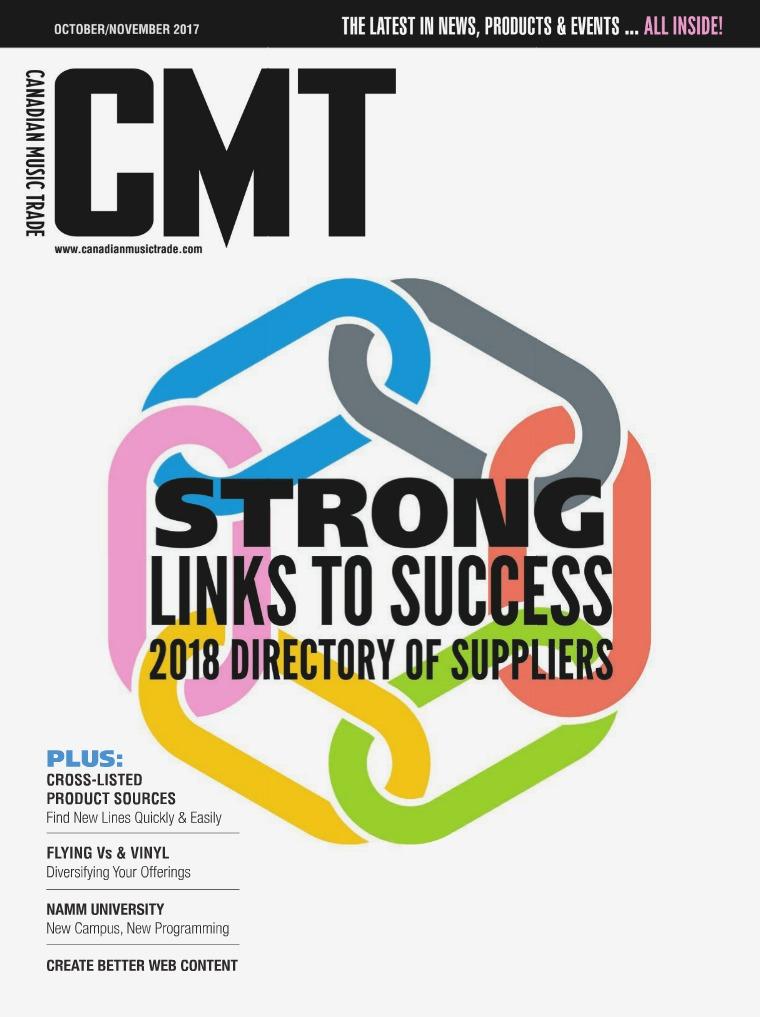 Canadian Music Trade - October/November 201