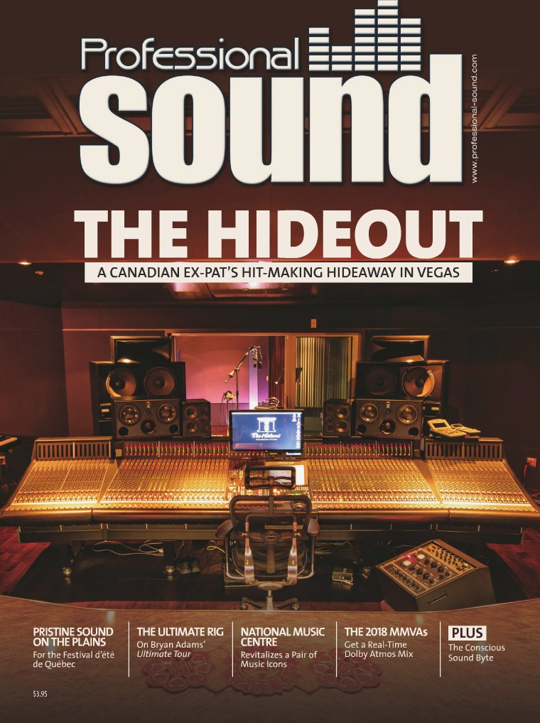 Professional Sound - October 2018