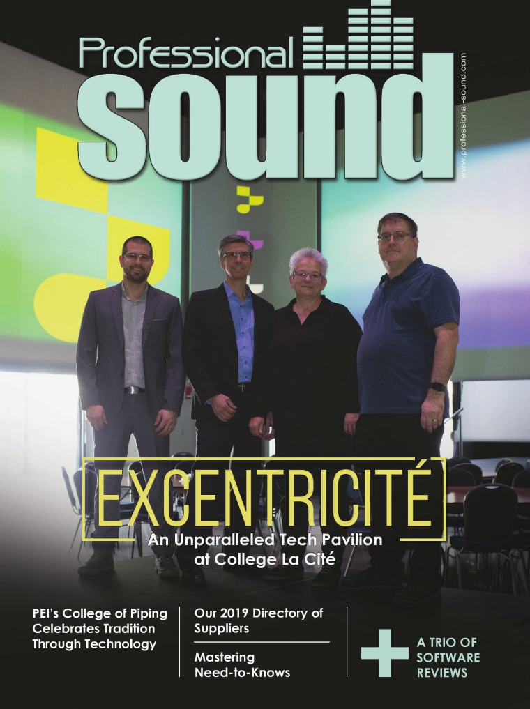 Professional Sound - December 2018