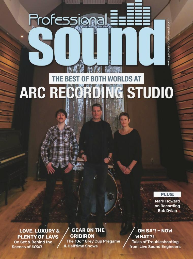 Professional Sound - February 2019