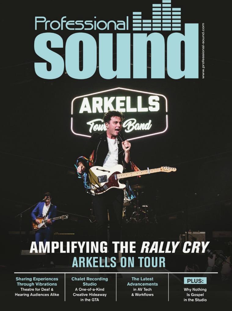 Professional Sound - April 2019