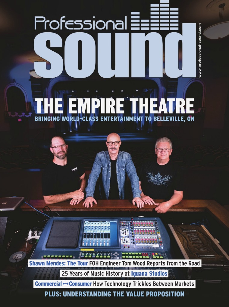Professional Sound - June 2019