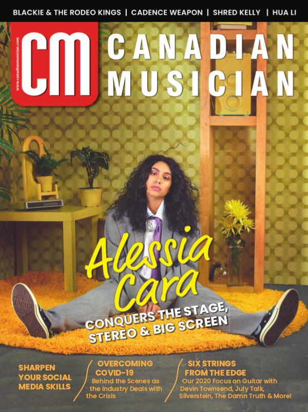 Canadian Musician - May / June 2020