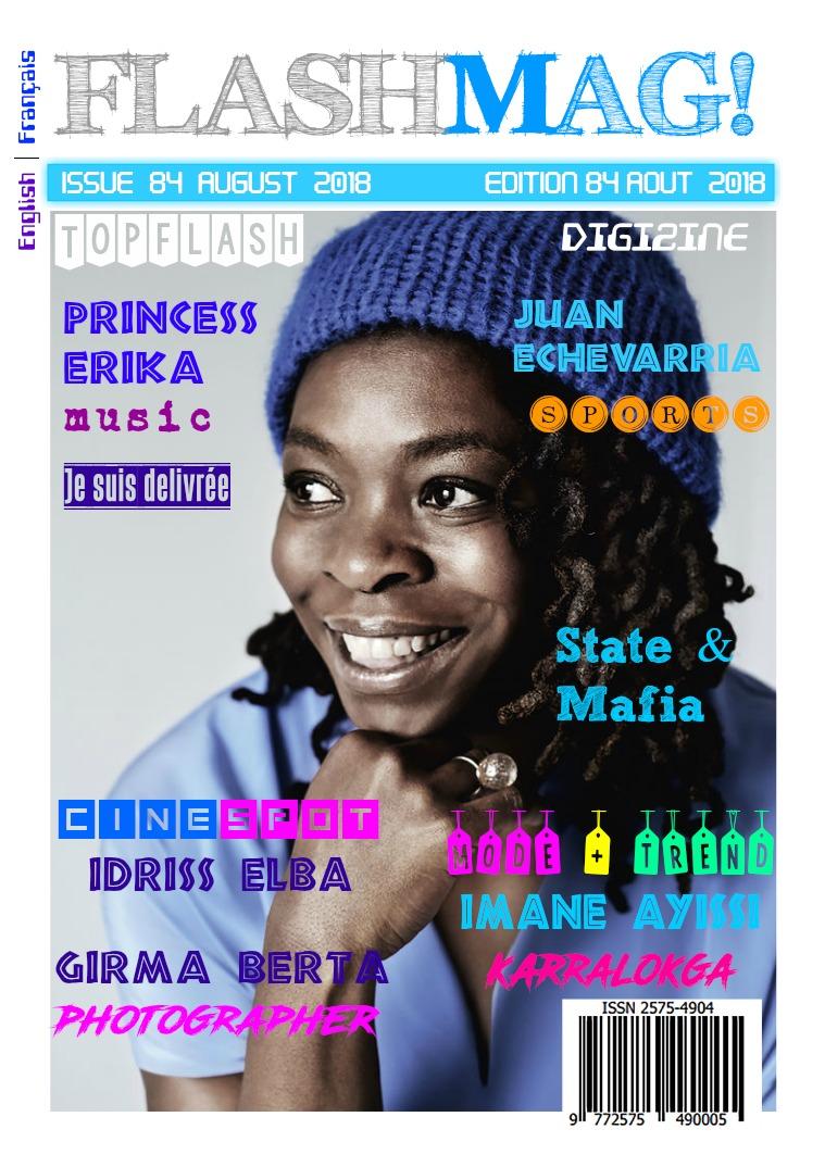 Flashmag Digizine Edition Issue 84 August  2018