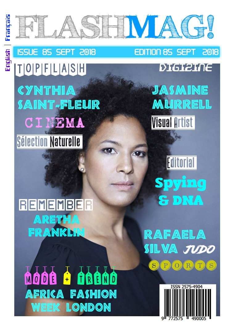 Flashmag Digizine Edition Issue 85 September 2018