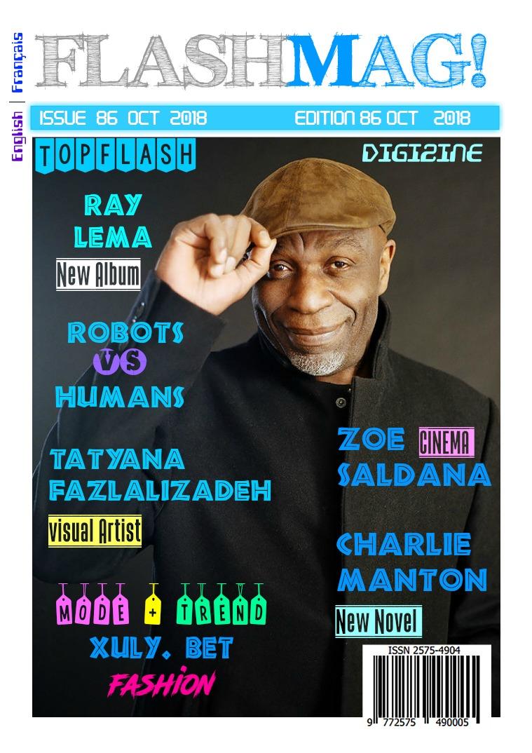 Flashmag Digizine Edition Issue 86 October 2018