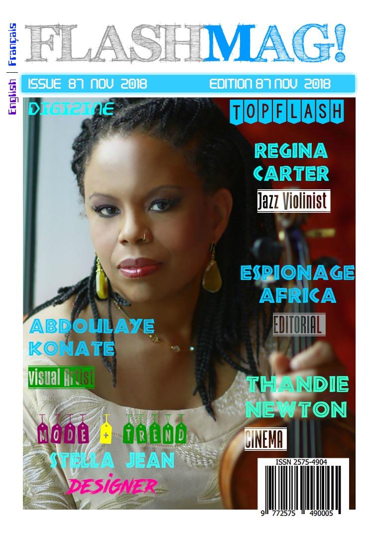 Flashmag Digizine Edition Issue 87 November  2018