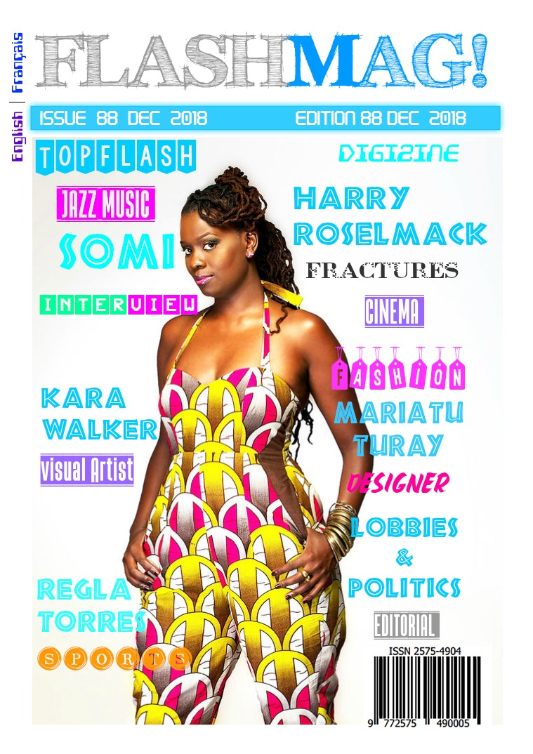 Flashmag Digizine Edition Issue 88 December  2018