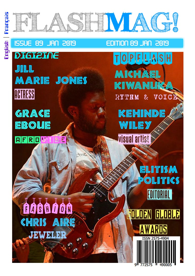Flashmag Digizine Edition Issue 89 January  2019