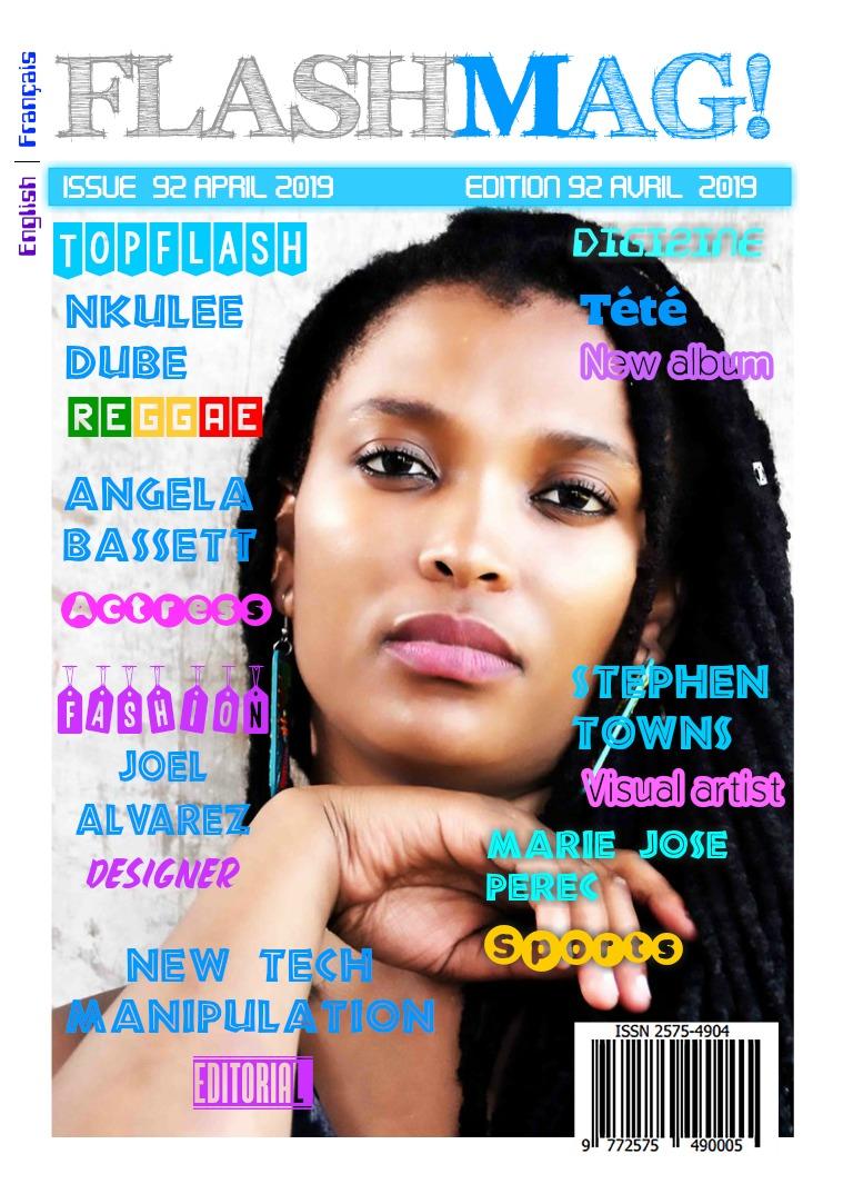 Flashmag Digizine Edition Issue 92 April  2019