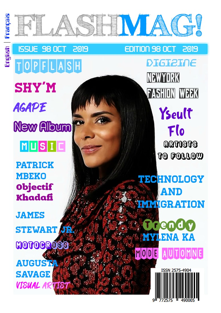 Flashmag Digizine Edition Issue 98 October  2019