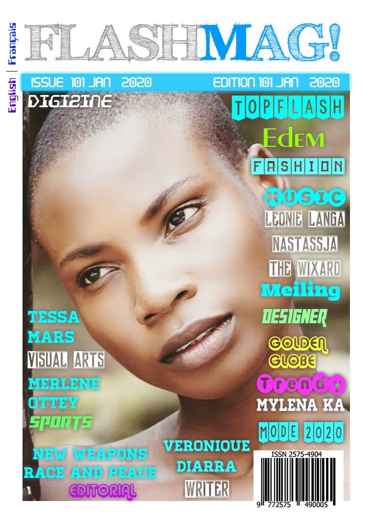 Flashmag Digizine Edition Issue 101 January   2020