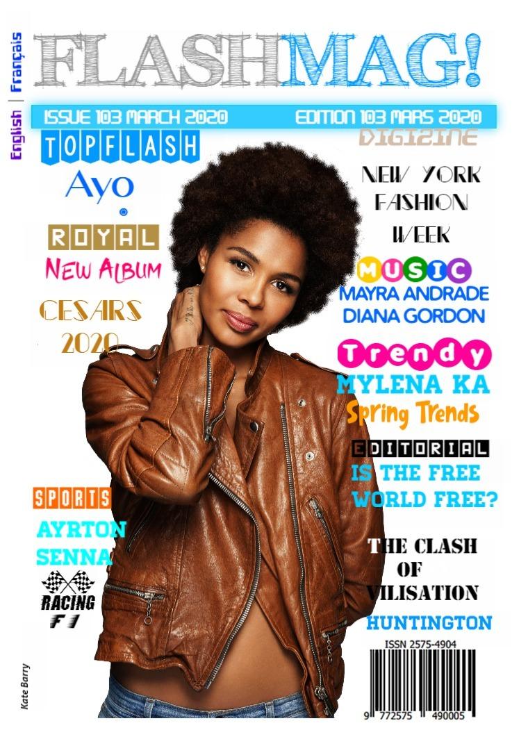 Flashmag Digizine Edition Issue 103 March 2020