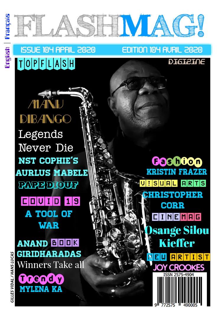Flashmag Digizine Edition Issue 104 April 2020