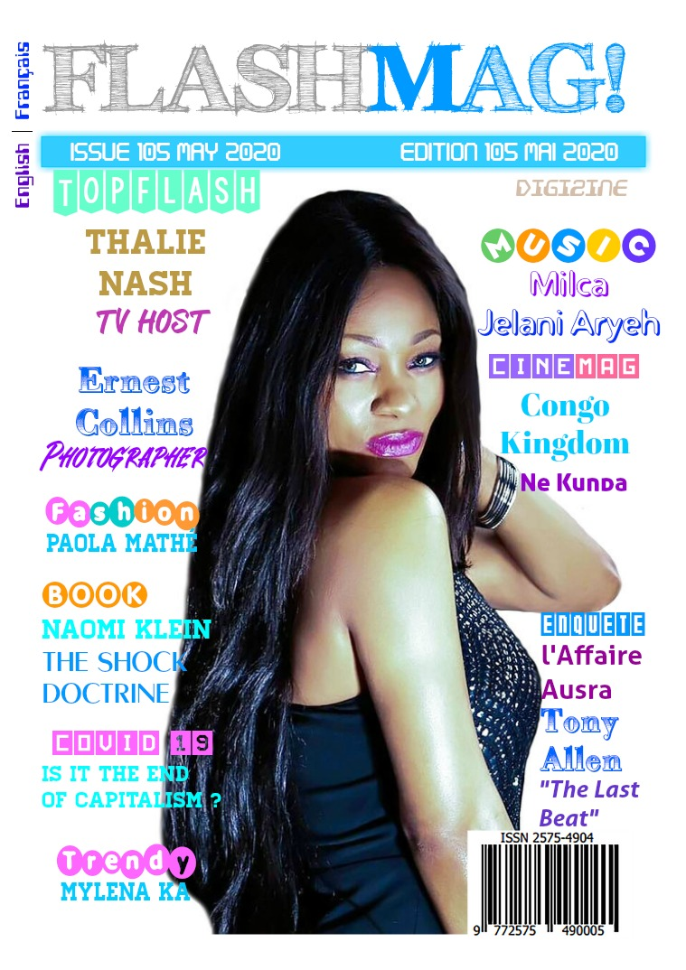 Flashmag Digizine Edition Issue 105 May 2020