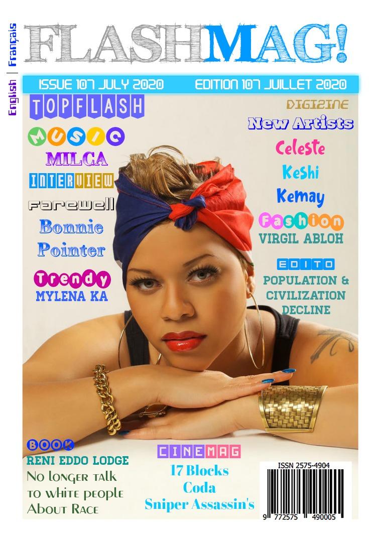 Flashmag Digizine Edition Issue 107 July 2020