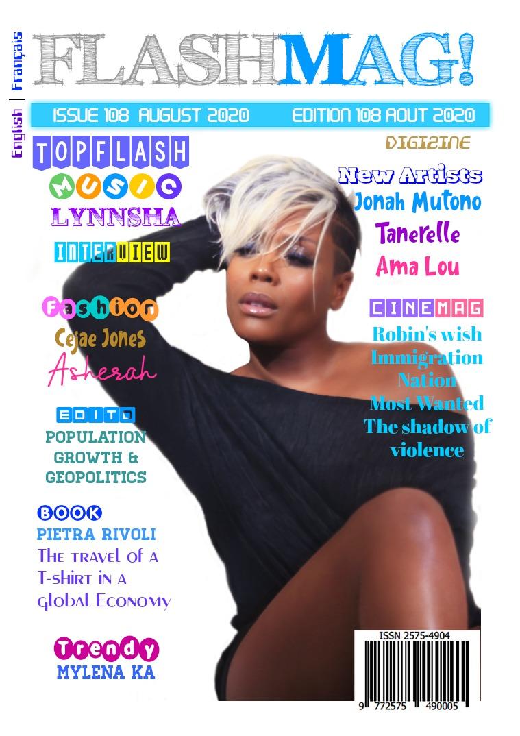 Flashmag Digizine Edition Issue 108 August 2020