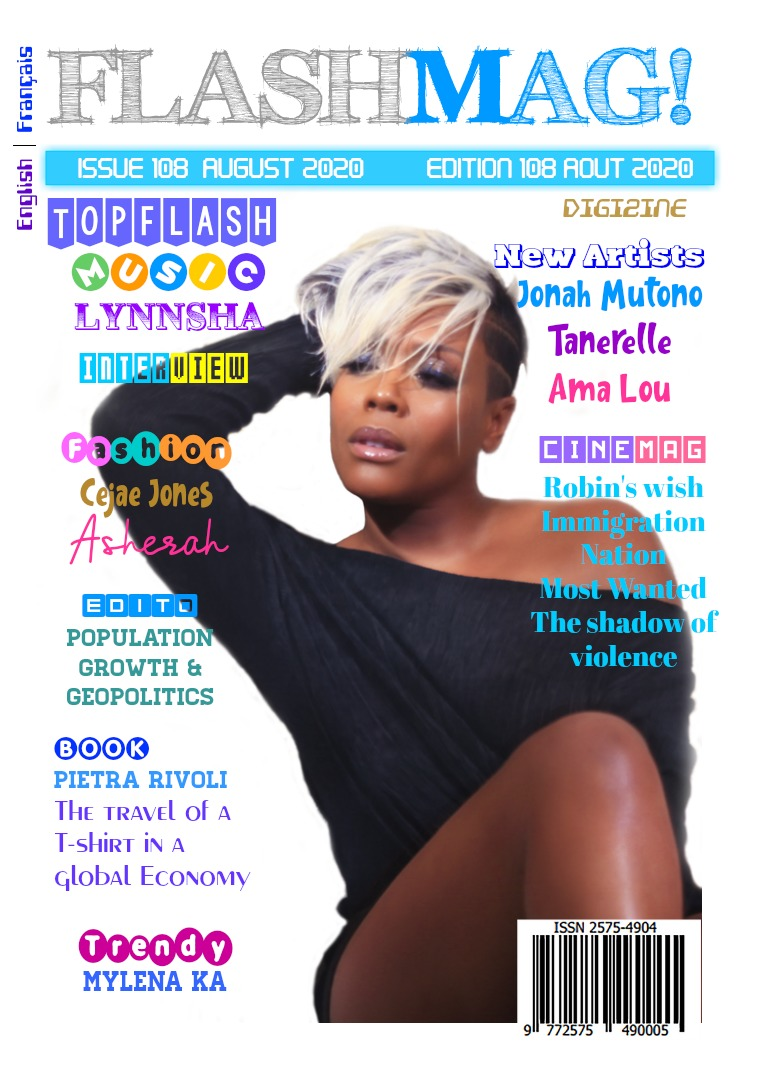 Flashmag Digizine Edition Issue 108 August 2020