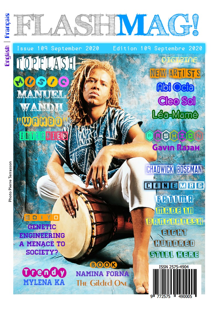 Flashmag Digizine Edition Issue 109  September 2020