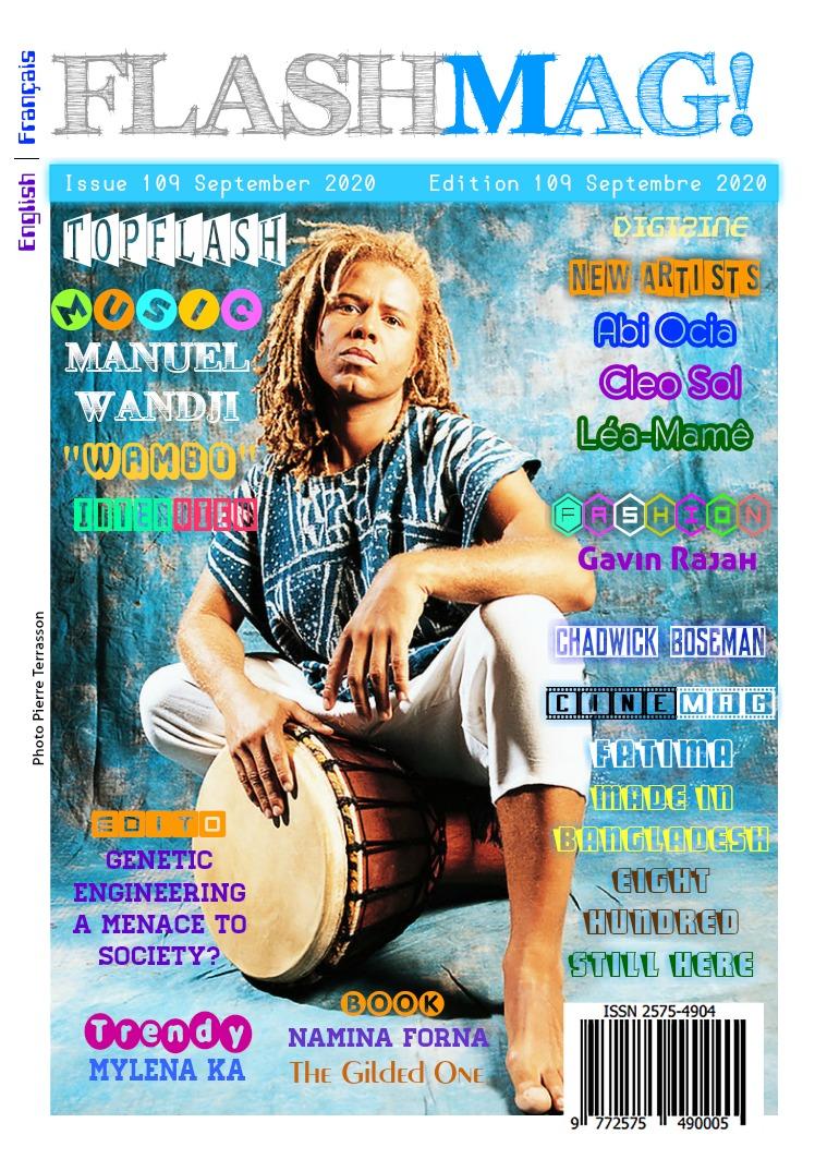 Flashmag Digizine Edition Issue 109  September 2020