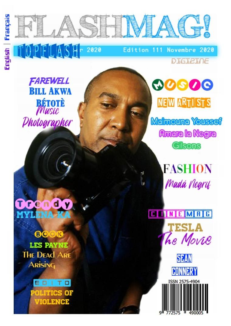 Flashmag Digizine Edition Issue 111 November 2020