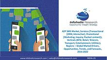 A2P SMS Market – Global Market Trends and Forecasts 2016-2022